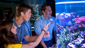Exploring Careers in the Marine Sciences