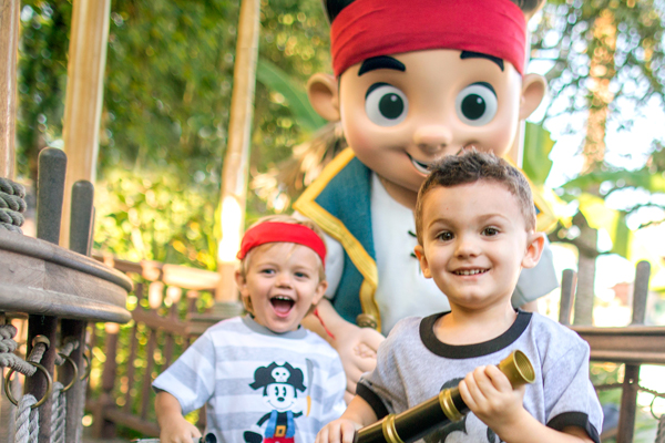 Adventures Galore For Pint-Sized Pirates & Princesses