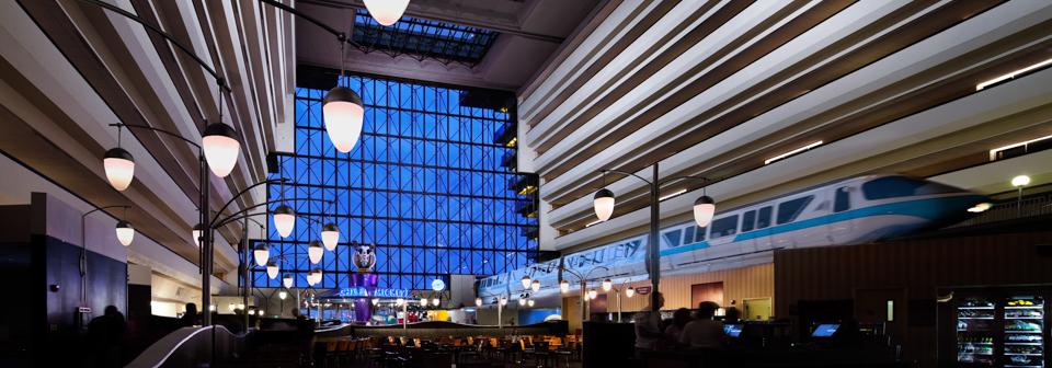 Disney S Contemporary Resort Transportation Disney Meetings