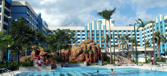 Image result for Disney's Hollywood Hotel