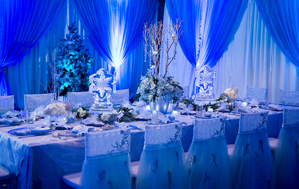 Featured Event Theme: A Frozen-Inspired Event | Disney Meetings Blog