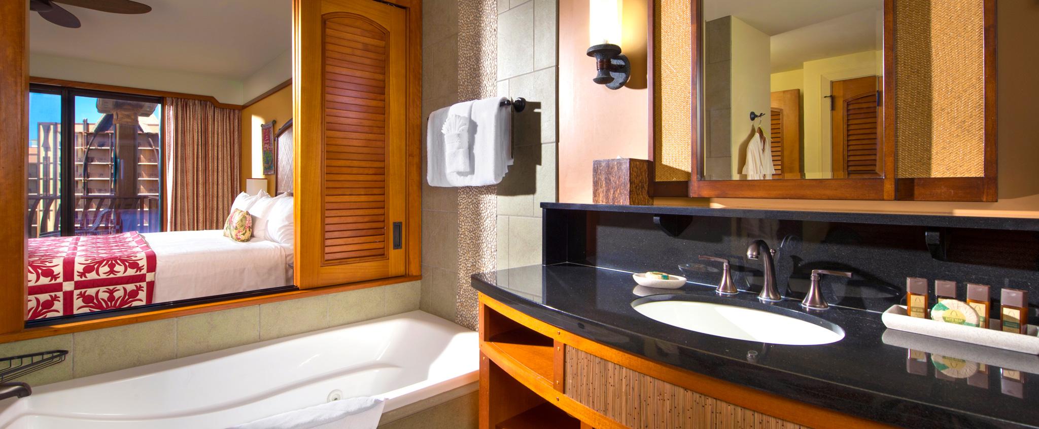 One Bedroom Villa Aulani Hawaii Resort Amp Spa