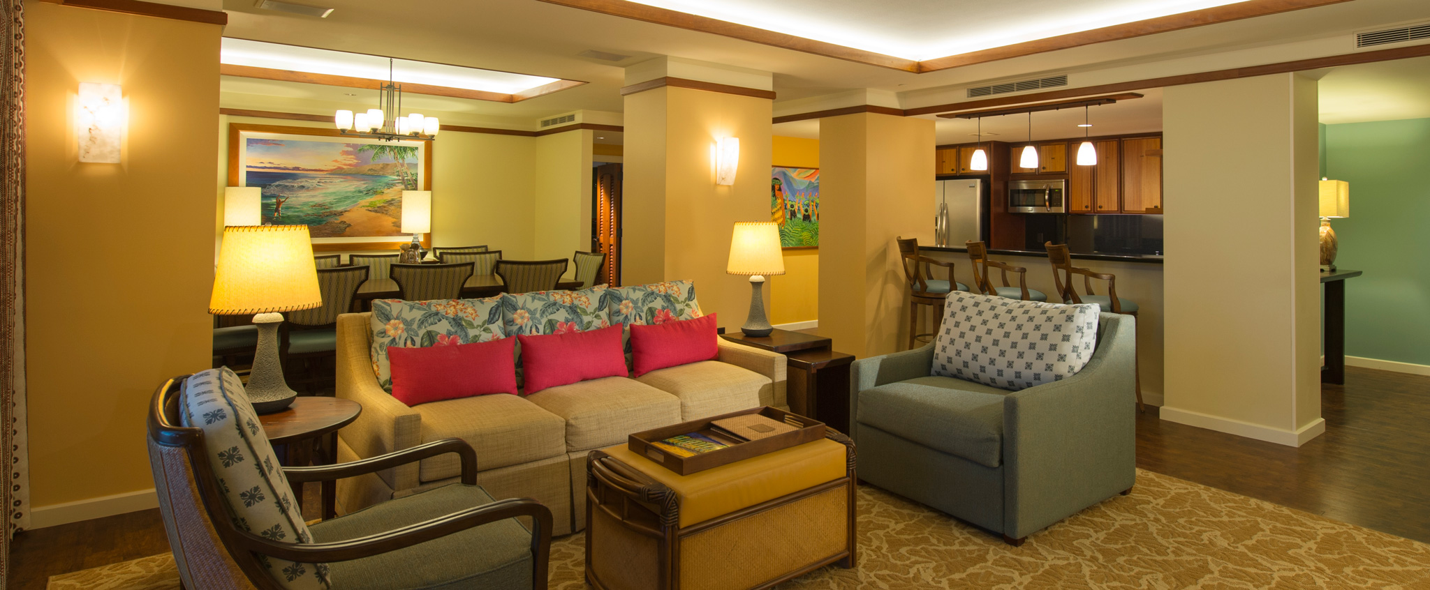Three Bedroom Grand Villa | Aulani Hawaii Resort & Spa