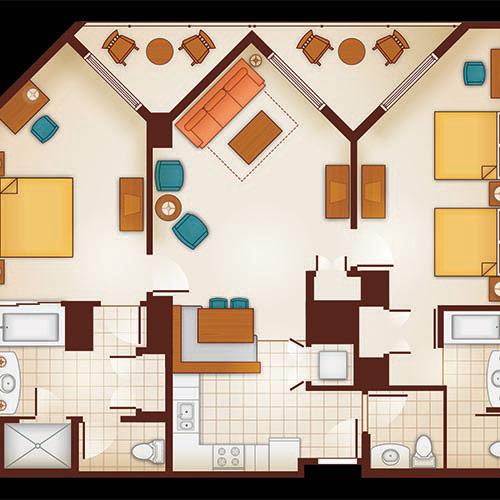 Aulani Floor Plan Floor Matttroy