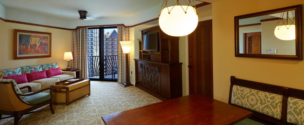 1-Bedroom Villas   Aulani Hawaii Resort & Spa