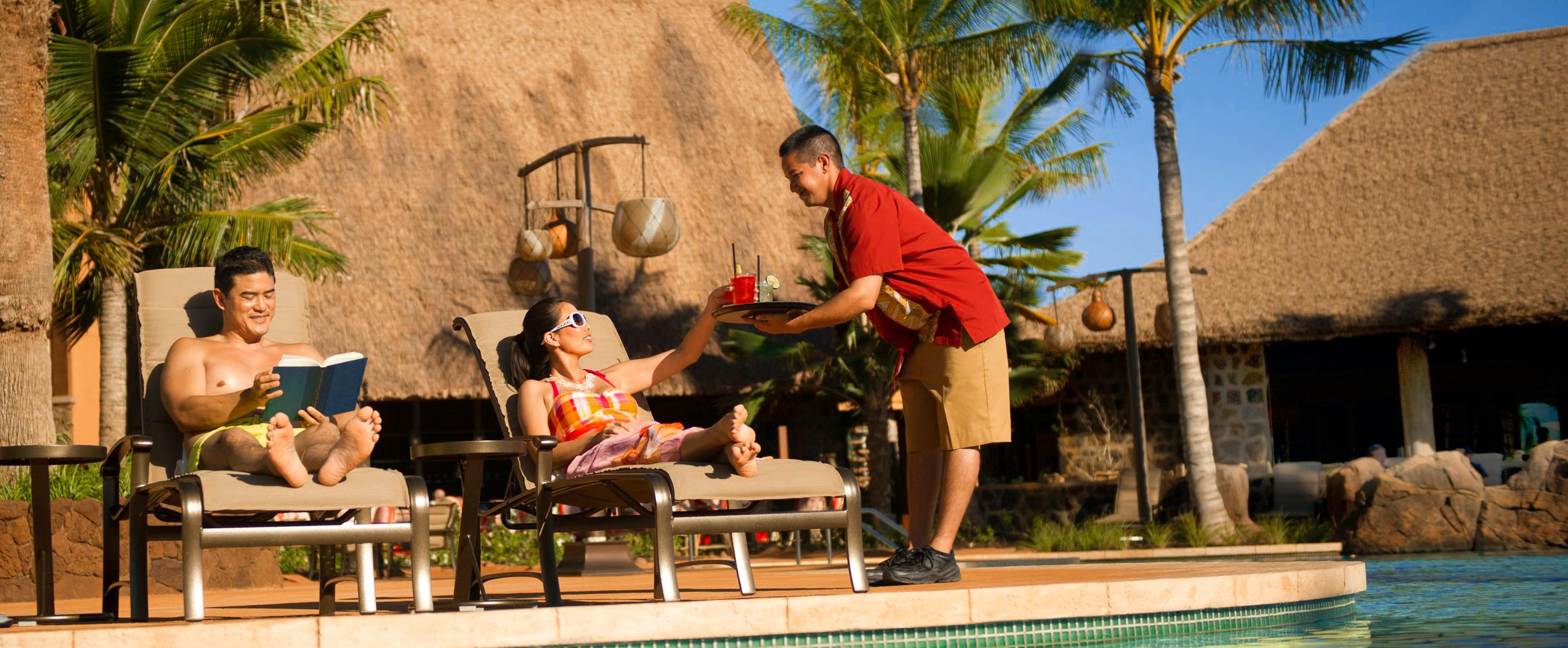 Waikolohe Pool Aulani Hawaii Resort Amp Spa