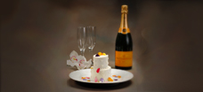 Ulii Two Teir Celebration Cake