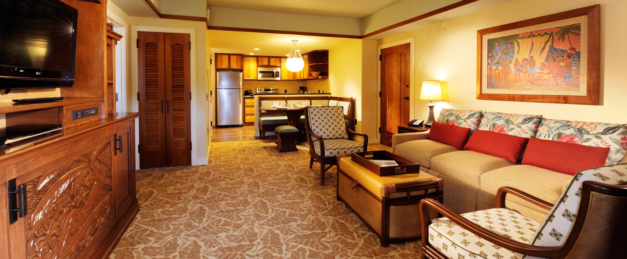 One Bedroom Villa | Aulani Hawaii Resort & Spa