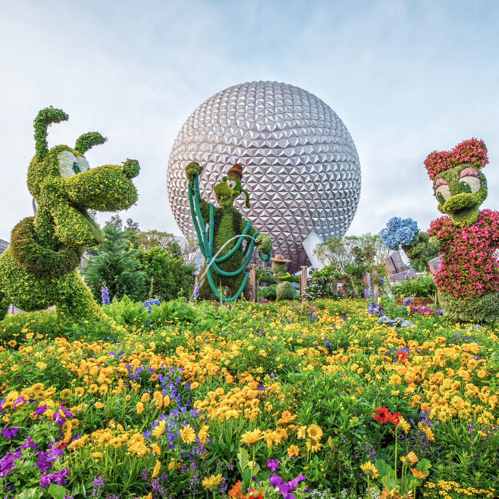 Spring Festivals & Events | Walt Disney World Resort